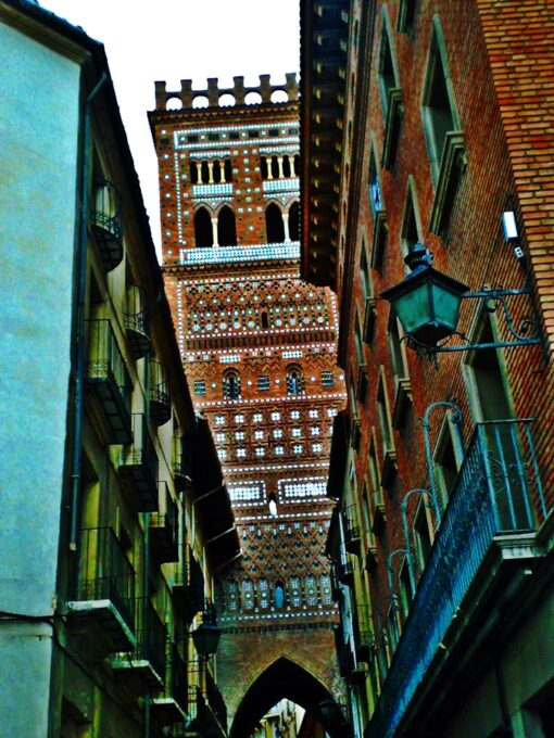Torre del Salvador (Teruel, Aragón)