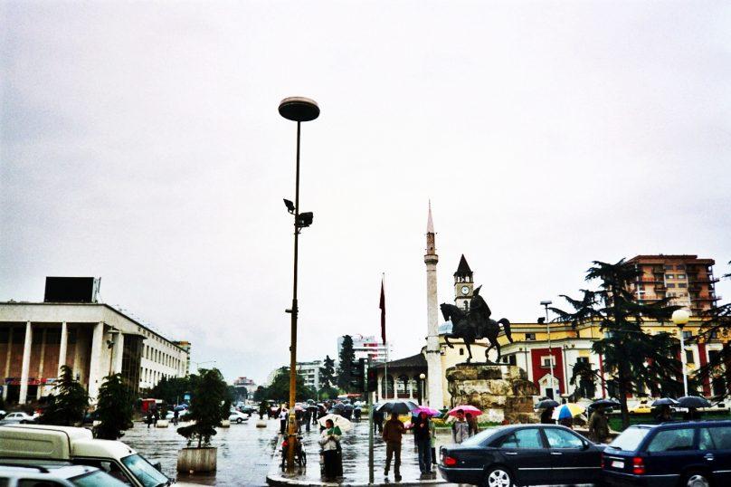 Mezquita de Ethem Bey (Tirana, Albania)