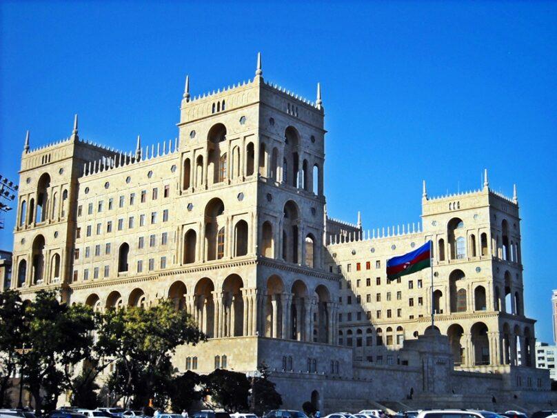 Casa del Gobierno (Bakú, Azerbaiyán)