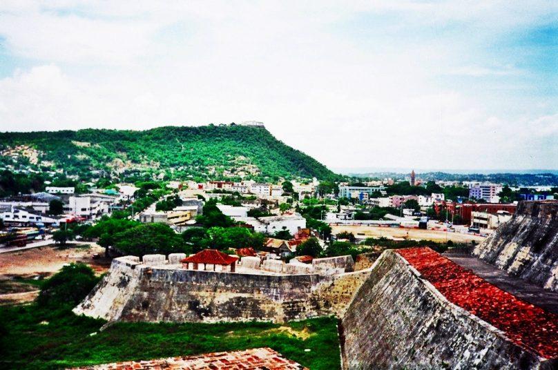 Castillo San Felipe de Barajas (Cartagena de Indias, Colombia)