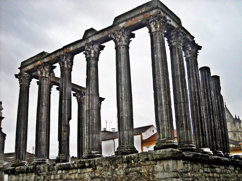 Templo de Diana (Évora, Portugal)