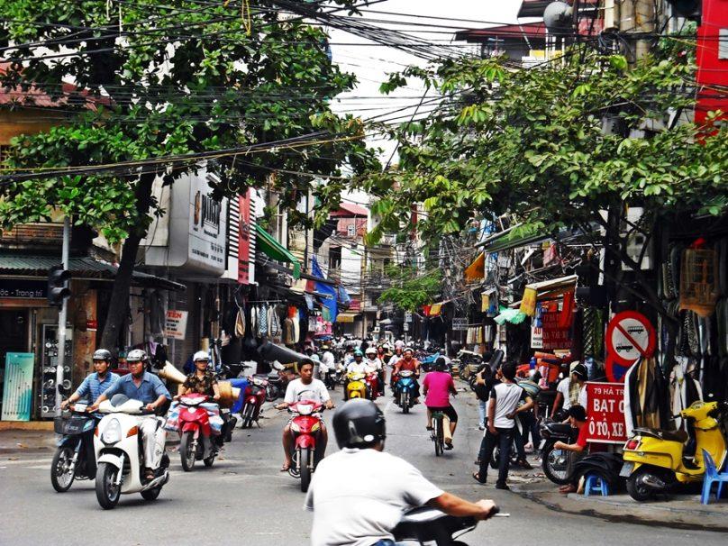 Hanoi (Ciudad de Hanoi, Vietnam)