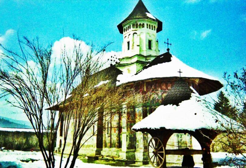 Monasterio de Moldovița (Suceava, Rumanía)