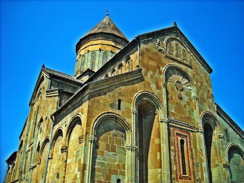 Catedral Svetitskhoveli (Mtskheta, Georgia)