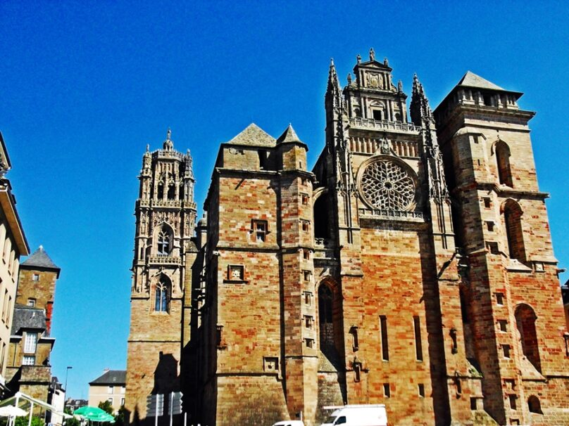 Catedral Notre-Dame (Rodez, Francia)
