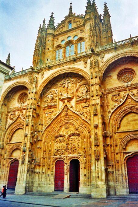 Catedral de la Asunción (Salamanca, Castilla y León)
