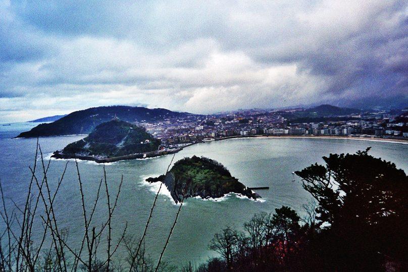 Bahía de La Concha (Municipio de San Sebastián, País Vasco)