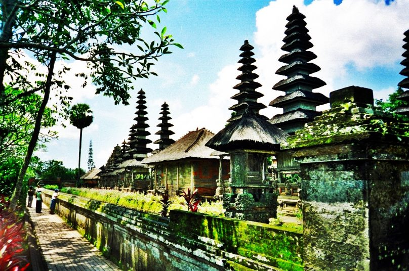Pura Taman Ayun (Bali, Indonesia)