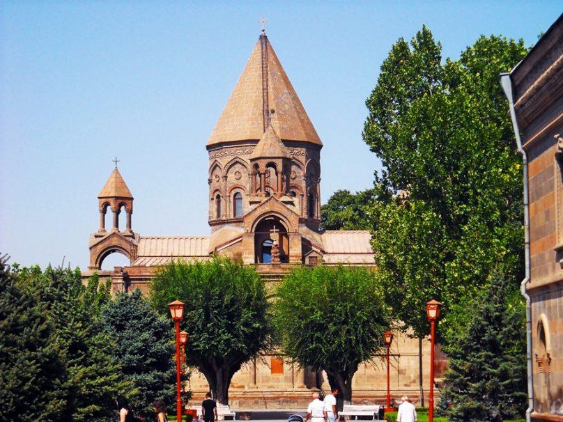 Catedral matriz (Echmiadzin, Armenia)