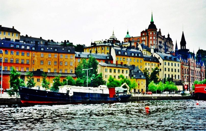 Estocolmo (Provincia de Estocolmo, Suecia)