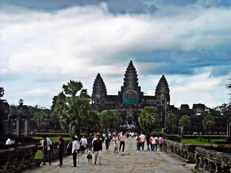 Angkor Wat (Provincia de Siem Reap, Camboya)