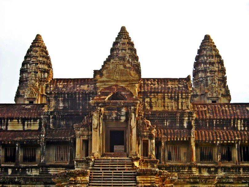 10 templos hinduistas fuera de India