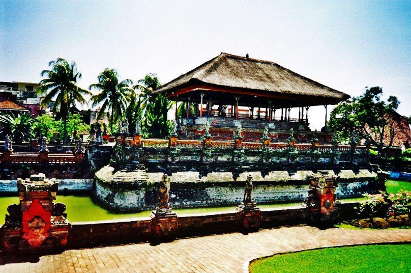 Palacio de Klungkung (Semarapura, Indonesia)