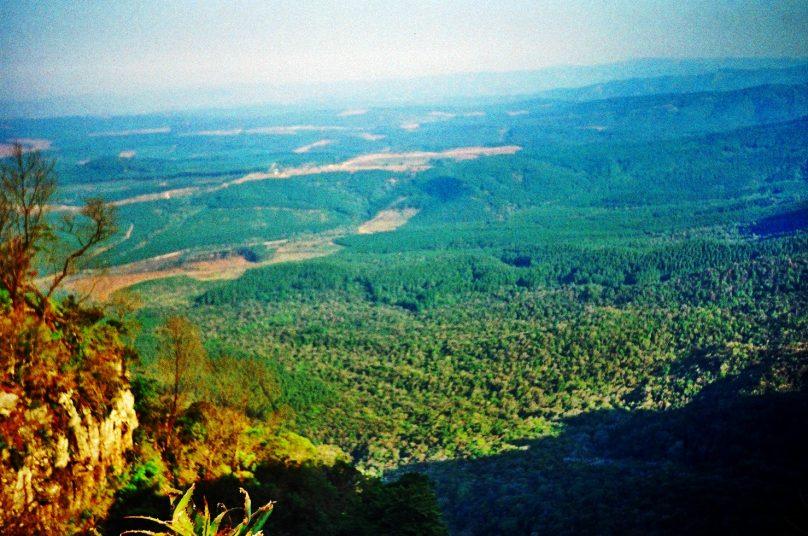 Cañón del Río Blyde (Provincia de Mpumalanga, Sudáfrica)