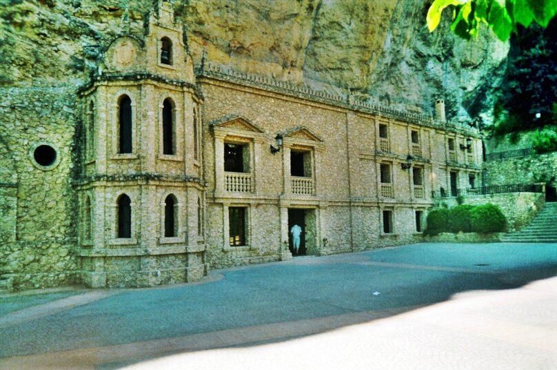 Santuario de la Virgen de la Esperanza (Municipio de Calasparra, Región de Murcia)