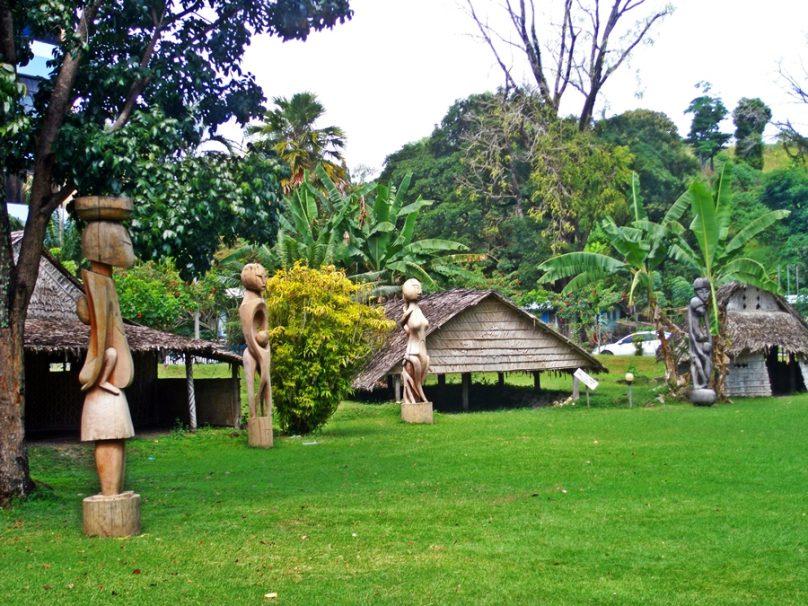 Museo Nacional (Honiara, Islas Salomón)