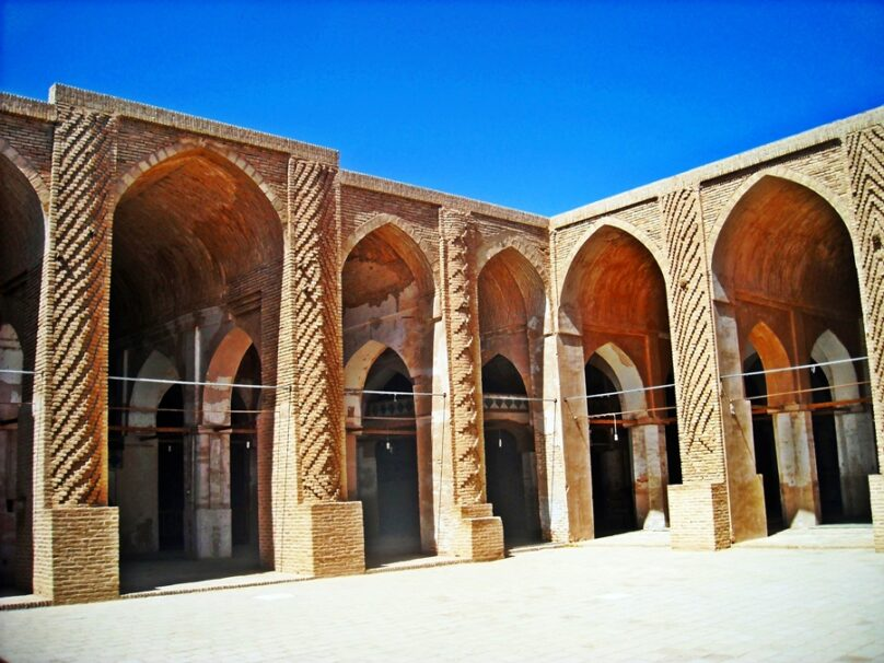 Mezquita del Viernes (Naein, Irán)