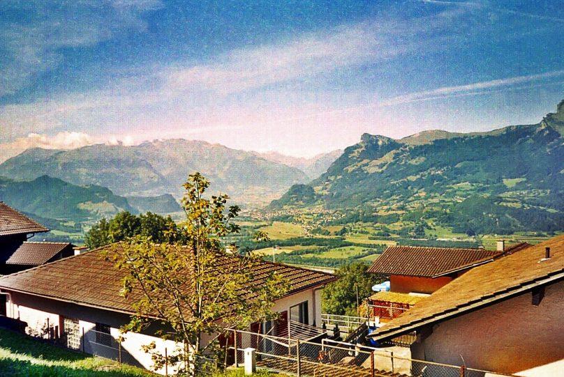Triesenberg (Municipio de Triesenberg, Liechtenstein)
