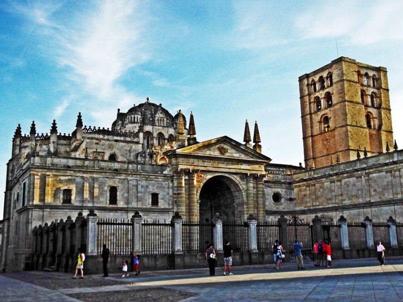 Catedral del Salvador (Zamora, Castilla y León)