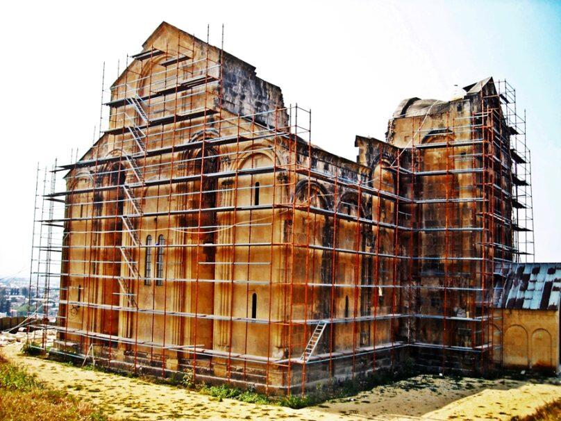 Catedral de Bagrati (Kutaisi, Georgia)