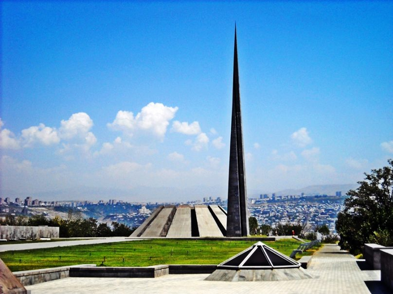 Museo del Genocidio Armenio (Yereván, Armenia)
