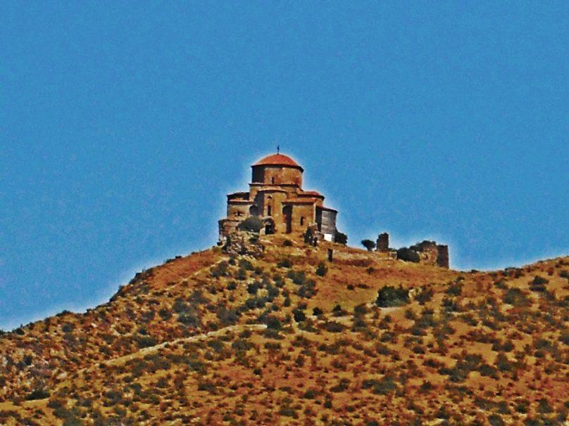 El monasterio vigilante