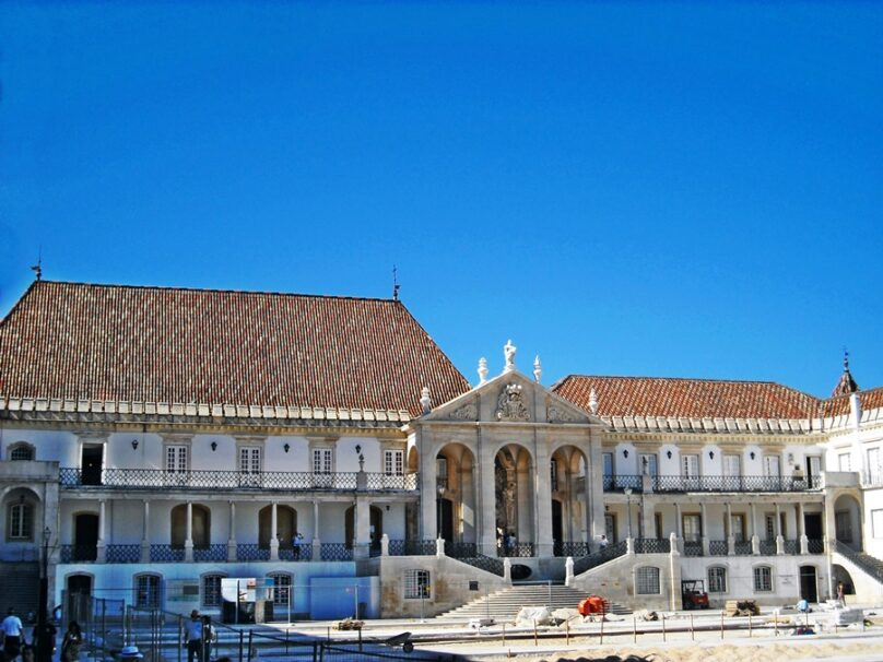 Universidad de Coimbra (Coimbra, Portugal)