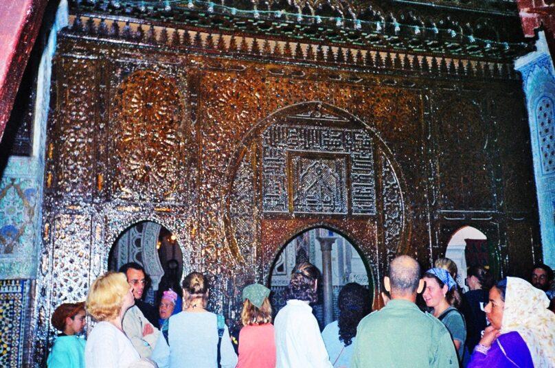 Madrasa al-Qarawiyyin (Fez, Marruecos)