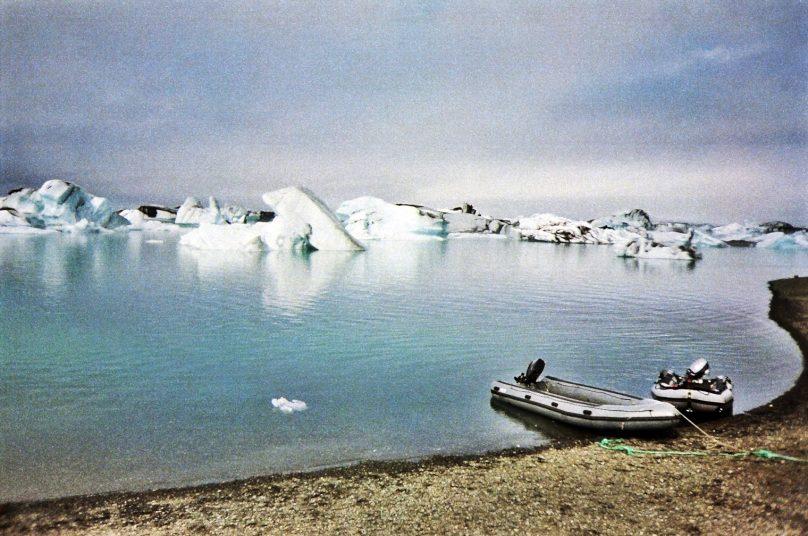 Jökulsárlón (Región de Austurland, Islandia)