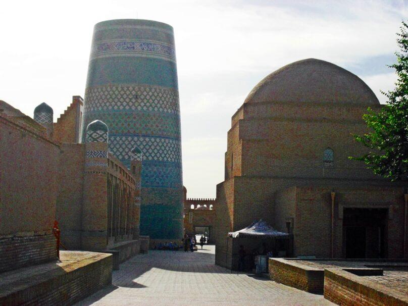 Kalta Minor (Khiva, Uzbekistán)
