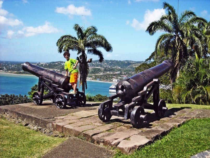 Fort King George (Scarborough, Trinidad y Tobago)