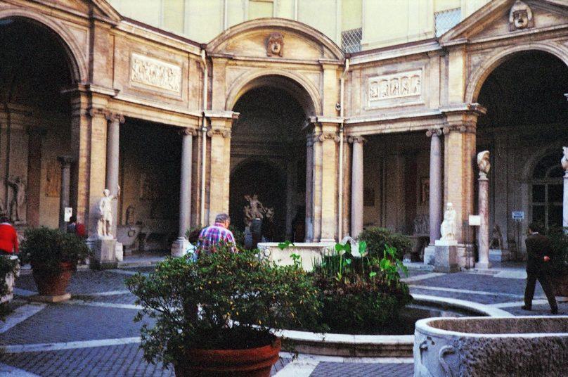Museos Vaticanos (Ciudad del Vaticano, Ciudad del Vaticano)