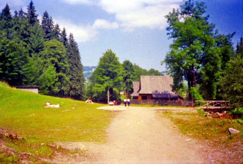 Zakopane (Voivodato de Małopolska, Polonia)