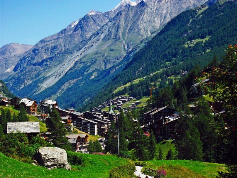 Zermatt (Valais, Suiza)