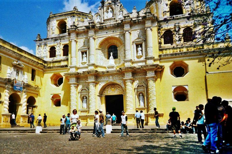 Iglesia de La Merced (Antigua, Guatemala)