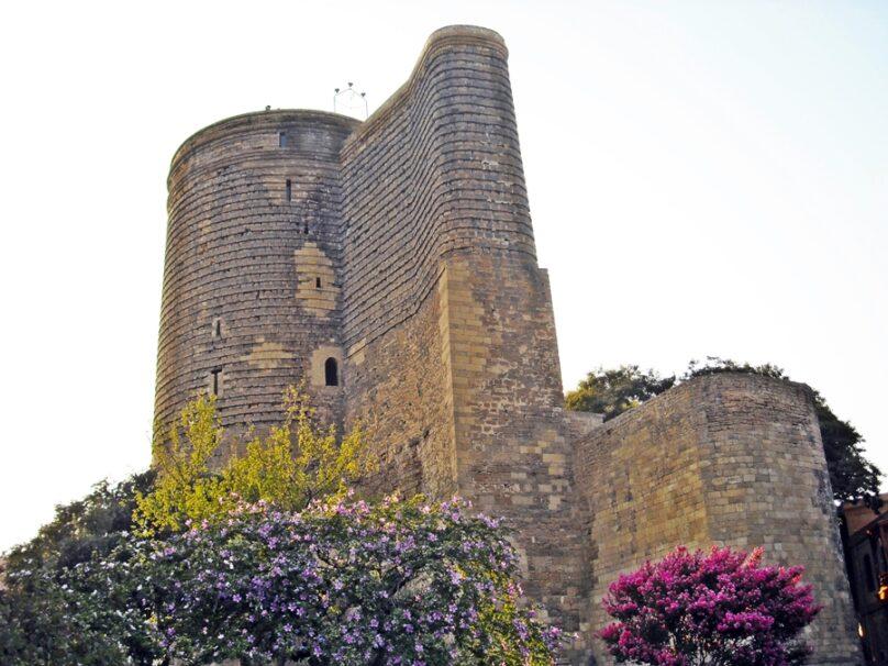 Torre de la Doncella (Bakú, Azerbaiyán)