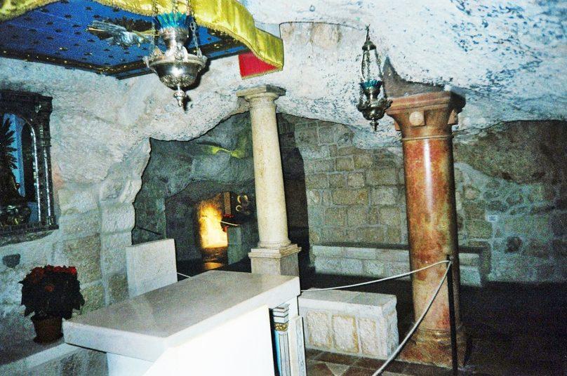 Iglesia de la Natividad (Belén, Palestina)