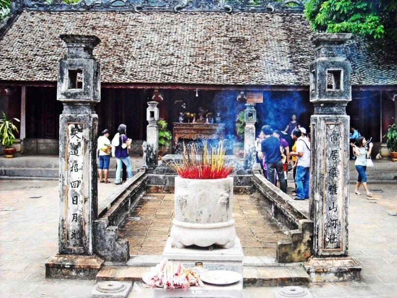 Đinh Tiên Hoàng (Provincia de Ninh Bình, Vietnam)