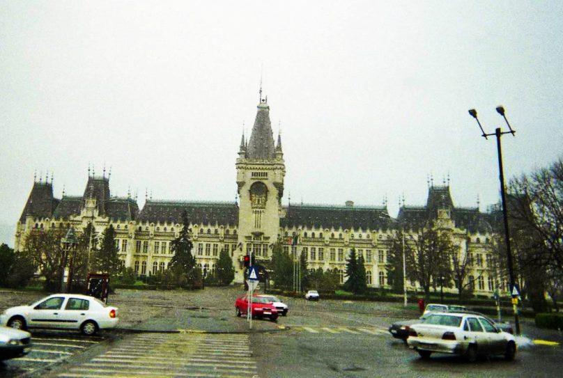 Palacio de la Cultura (Iași, Rumanía)