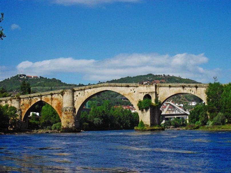 Ponte Romana (Orense, Galicia)