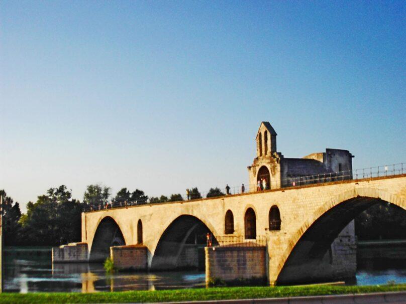 Pont Saint-Bénézet (Aviñón, Francia)