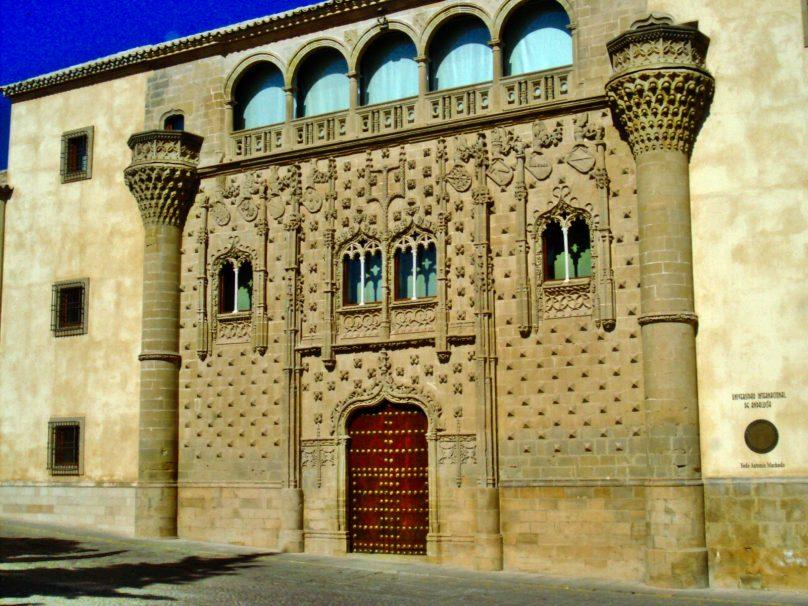 Palacio de Jabalquinto (Baeza, Andalucía)