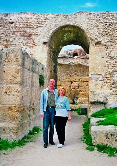 Anfiteatro de Thysdrus (El Djem, Túnez)