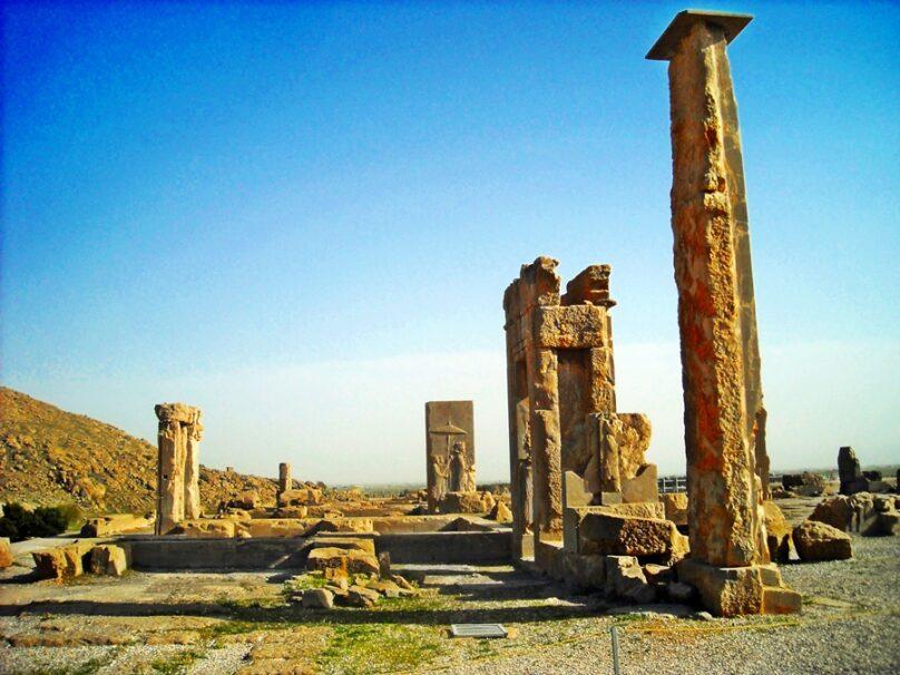 Persépolis (Fars, Irán)