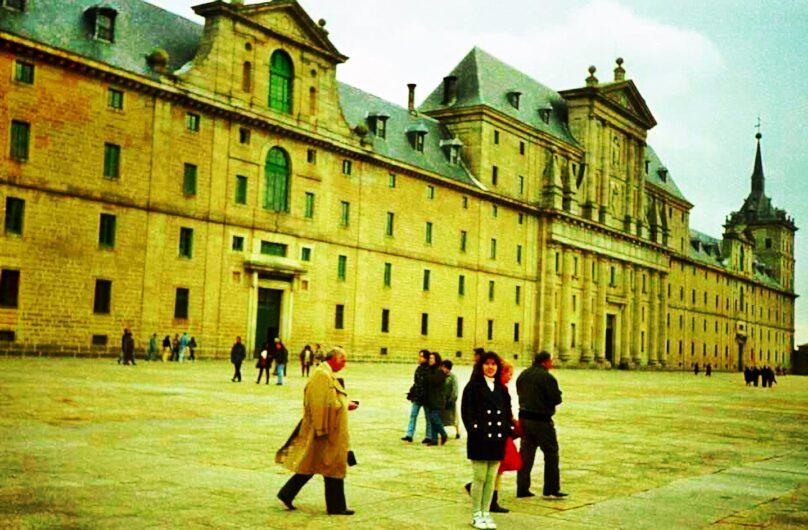 Monasterio de El Escorial (San Lorenzo de El Escorial, Comunidad de Madrid)