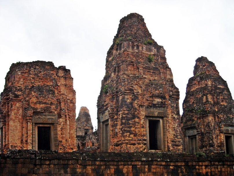 Pre Rup (Siem Reap, Camboya)