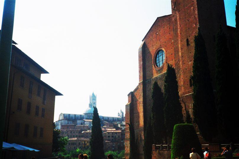 Centro histórico (Siena, Italia)