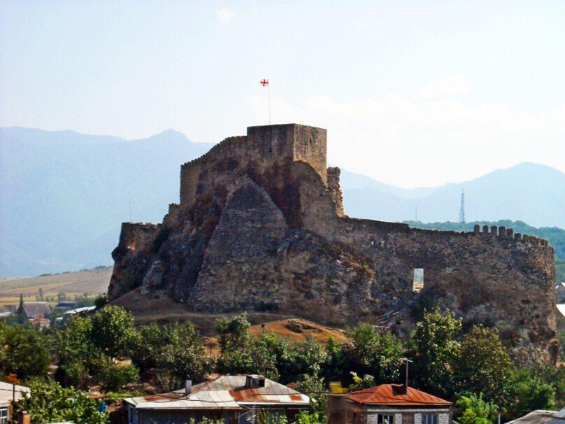 Fortaleza de Surami (Región de Shida Kartli, Georgia)