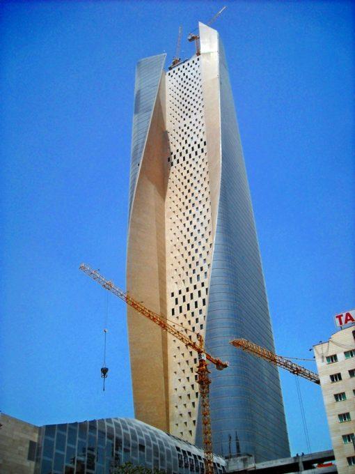 Torre al-Hamra (Kuwait, Kuwait)