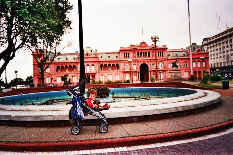Casa Rosada (Buenos Aires, Argentina)